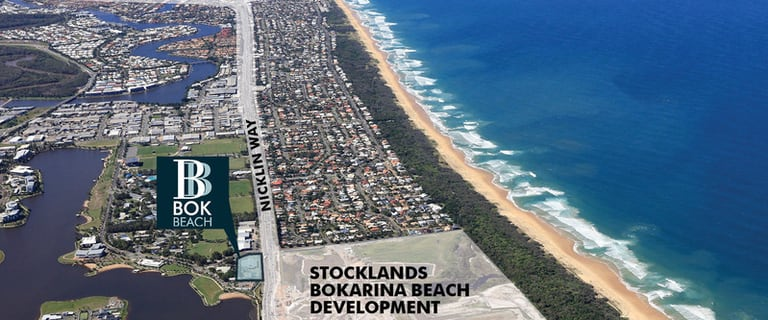 Showrooms / Bulky Goods commercial property for lease at 406 - 408 Nicklin Way Bokarina QLD 4575