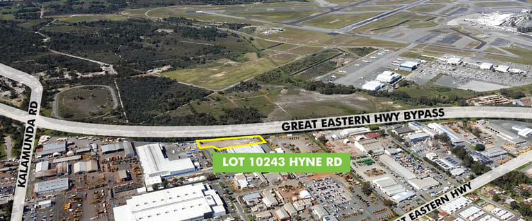 Industrial / Warehouse commercial property for lease at Lot 10243 Hyne Road South Guildford WA 6055