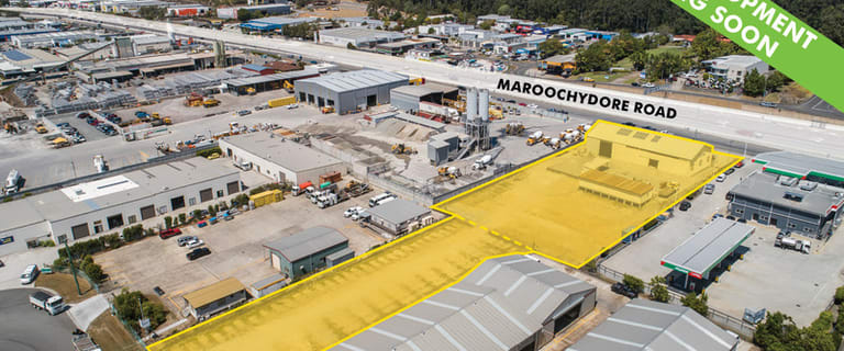 Industrial / Warehouse commercial property for lease at 580 Maroochydore Road Kunda Park QLD 4556
