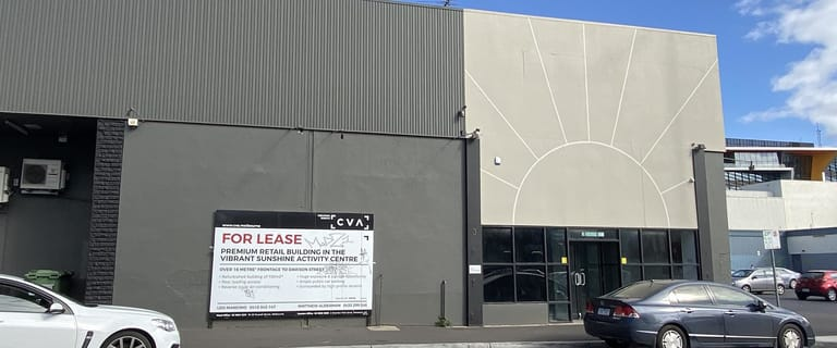 Retail commercial property for lease at 6/3 Dawson Street Sunshine VIC 3020