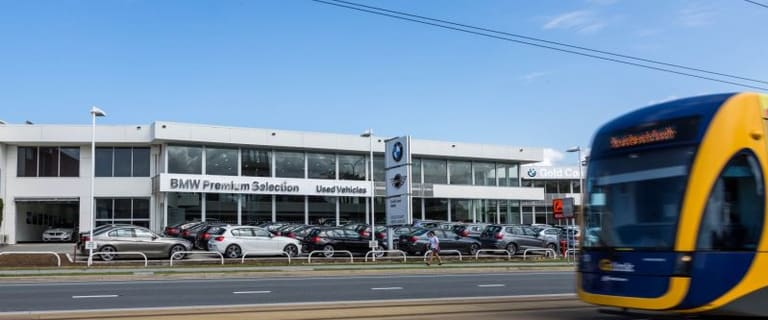 Showrooms / Bulky Goods commercial property for lease at 78-86 Nerang Street Southport QLD 4215