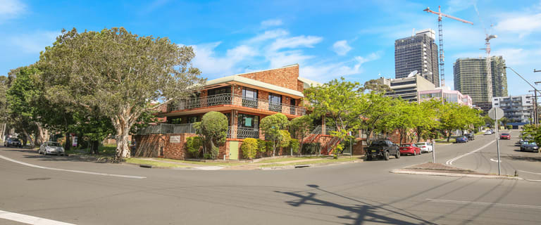 Offices commercial property for lease at 2/25 Victoria Street Wollongong NSW 2500