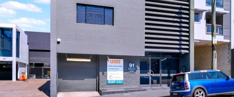 Offices commercial property for lease at 91 Robertson Street Fortitude Valley QLD 4006