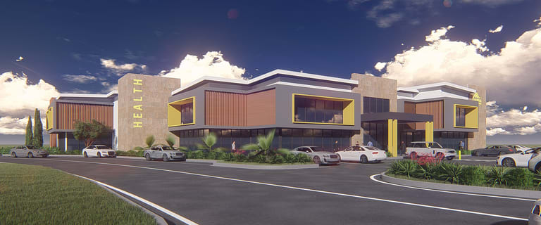 Medical / Consulting commercial property for lease at 2 Urban Village Way Coomera QLD 4209