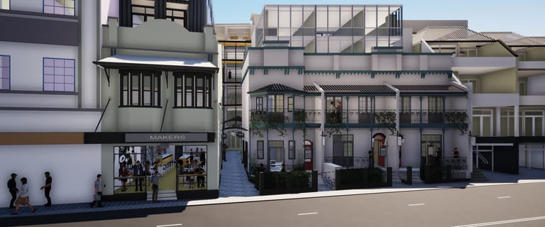 Offices commercial property for lease at 6 The Corso Manly NSW 2095