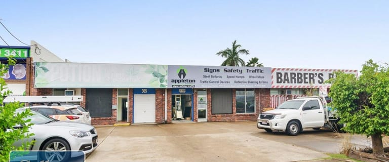 Industrial / Warehouse commercial property for lease at 2/365 Bayswater Road Garbutt QLD 4814