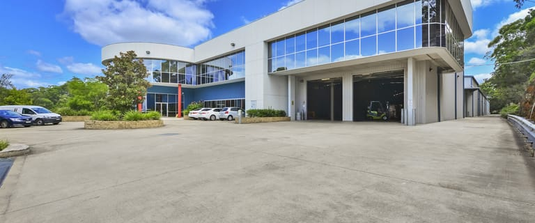 Factory, Warehouse & Industrial commercial property for lease at 22-26 Salisbury Road Hornsby NSW 2077
