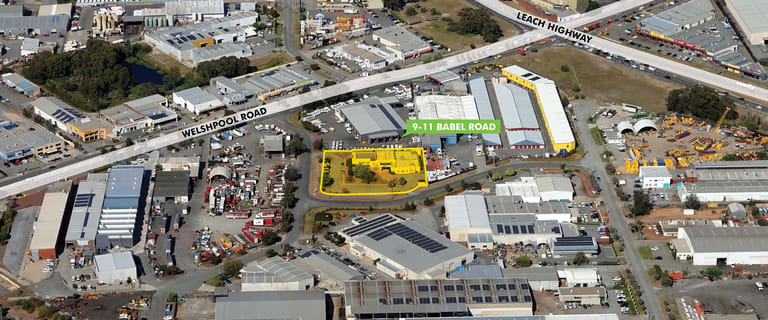 Medical / Consulting commercial property for sale at 9-11 Babel Road Welshpool WA 6106