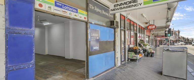 Showrooms / Bulky Goods commercial property for lease at 195 Enmore Road Enmore NSW 2042