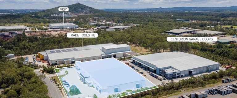 Factory, Warehouse & Industrial commercial property for lease at 145 Quinns Hill Road East Stapylton QLD 4207