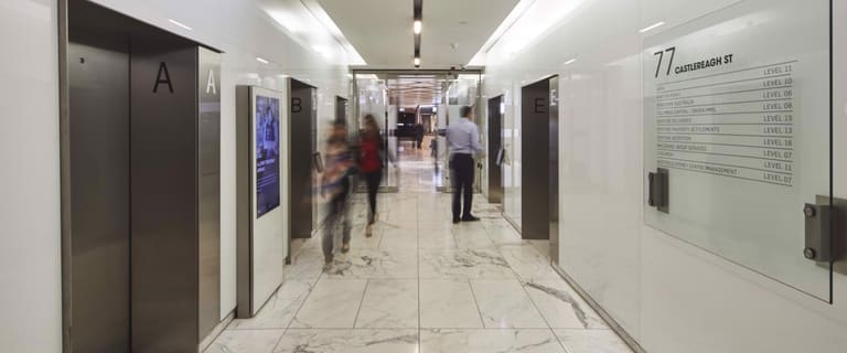 Offices commercial property for lease at Skygarden 77 Castlereagh Street Sydney NSW 2000
