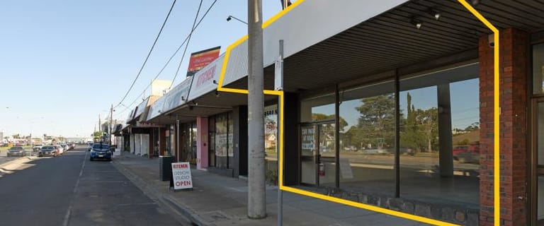 Showrooms / Bulky Goods commercial property for sale at Shop 3, 1295 Nepean Highway Cheltenham VIC 3192