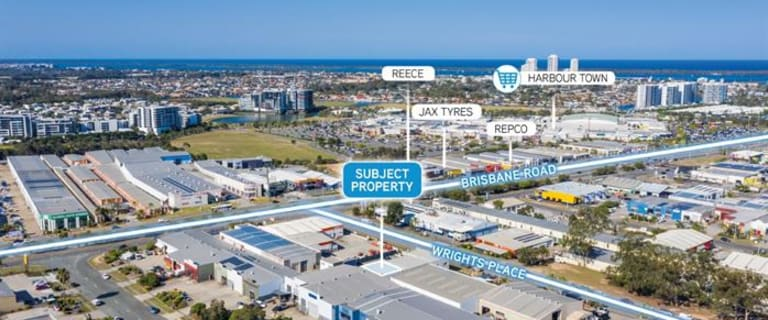 Industrial / Warehouse commercial property for lease at Unit 3, 7 Wrights Place Arundel QLD 4214