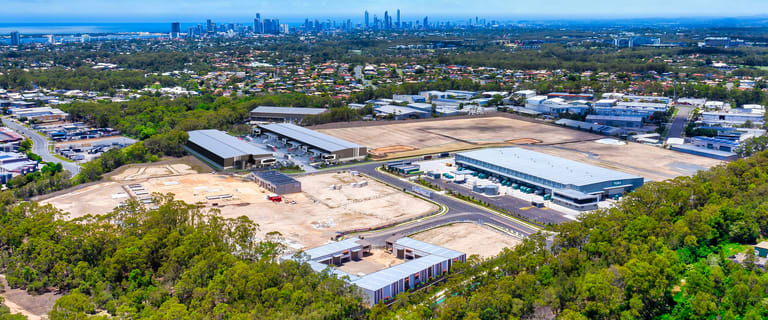 Showrooms / Bulky Goods commercial property for lease at Lot 5 Distribution Court Arundel QLD 4214