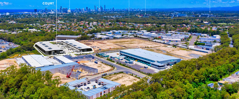Showrooms / Bulky Goods commercial property for lease at 12 Distribution Court Arundel QLD 4214