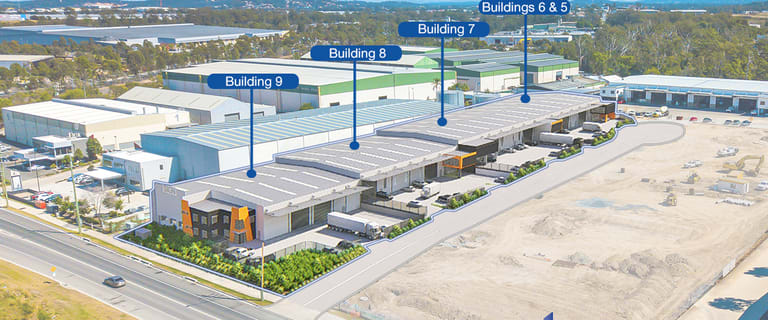 Industrial / Warehouse commercial property for lease at 83 Burnside  Road Stapylton QLD 4207