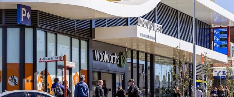Medical / Consulting commercial property for lease at 84 Alexander Street Crows Nest NSW 2065