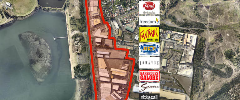 Retail commercial property for lease at Lot 2 King Street Warrawong NSW 2502