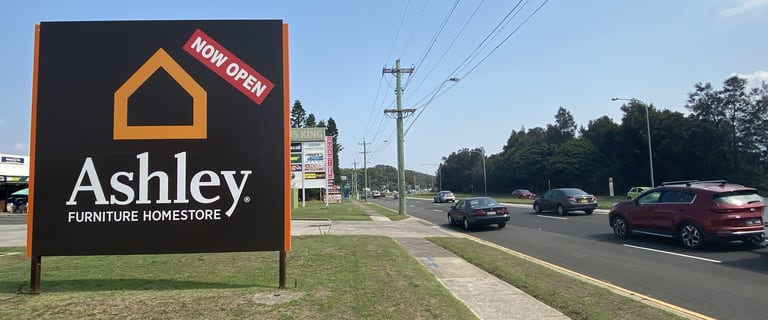 Showrooms / Bulky Goods commercial property for lease at 141 King Street Warrawong NSW 2502