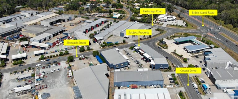 Offices commercial property for lease at 7A/41-45 Cessna Drive Caboolture QLD 4510