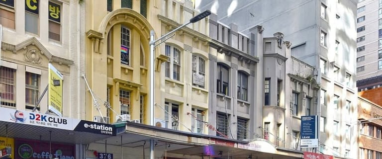 Showrooms / Bulky Goods commercial property for lease at 376 Pitt Street Sydney NSW 2000