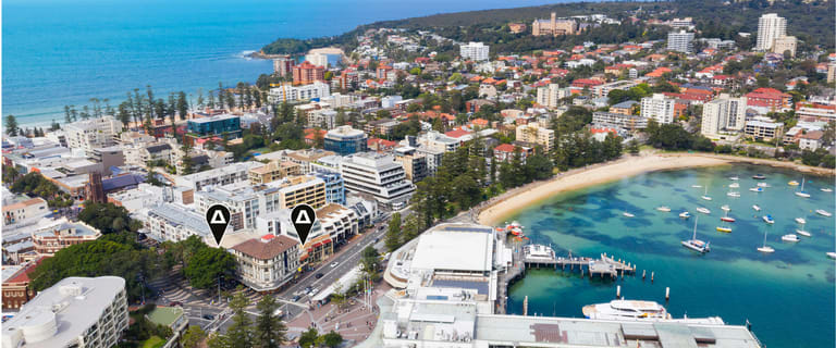Shop & Retail commercial property for lease at 6 The Corso Manly NSW 2095
