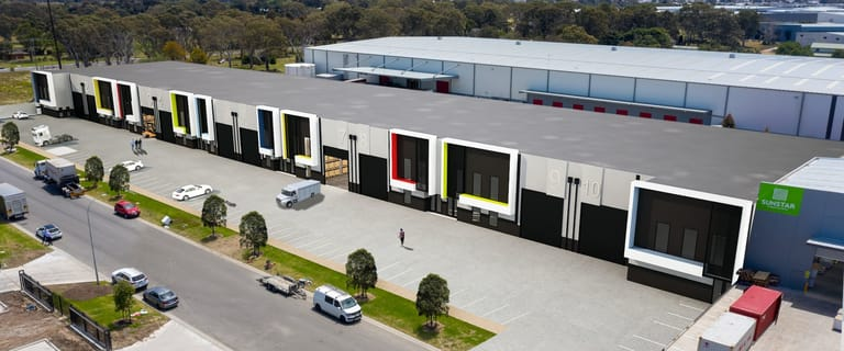 Industrial / Warehouse commercial property for sale at 13 - 41 Atlantic Drive Keysborough VIC 3173