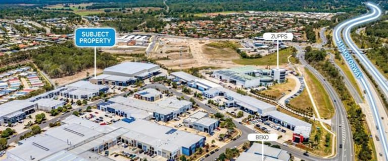Industrial / Warehouse commercial property for sale at Units 2, 3, 4, 6 / 52 Blanck Street Ormeau QLD 4208