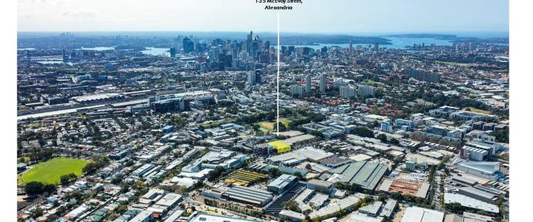Industrial / Warehouse commercial property for lease at 135 McEvoy Street Alexandria NSW 2015