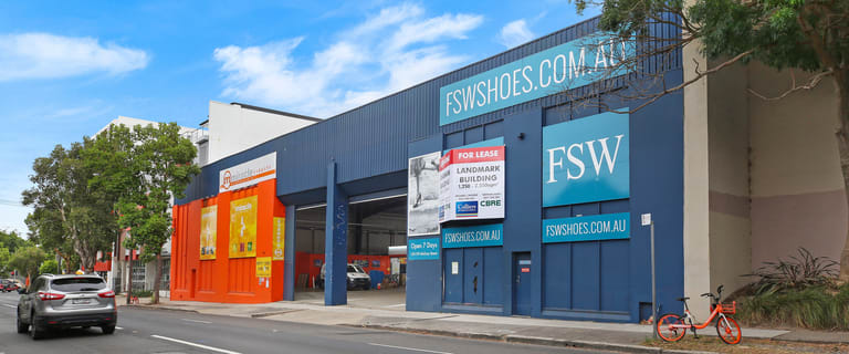 Retail commercial property for lease at 135 McEvoy Street Alexandria NSW 2015