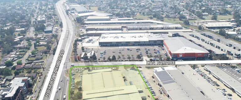 Industrial / Warehouse commercial property for lease at 1 Lyn Parade Prestons NSW 2170