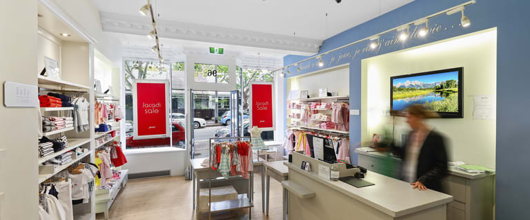 Shop & Retail commercial property for lease at 96 Queen Street Woollahra NSW 2025