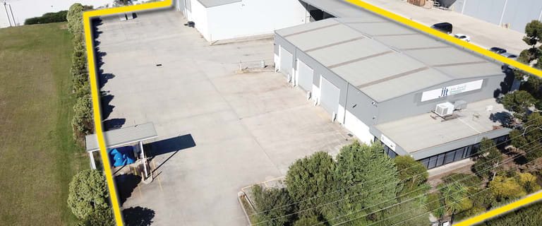 Industrial / Warehouse commercial property for lease at 44-46 Westpool Drive Hallam VIC 3803