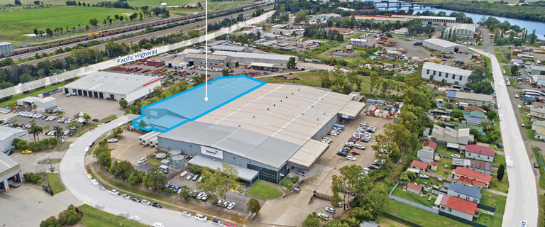 Factory, Warehouse & Industrial commercial property for lease at Unit 2, 16 Galleghan Street Hexham NSW 2322