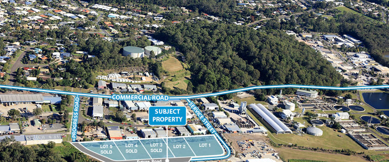 Factory, Warehouse & Industrial commercial property for lease at Lots 1-9 Service Street Kuluin QLD 4558