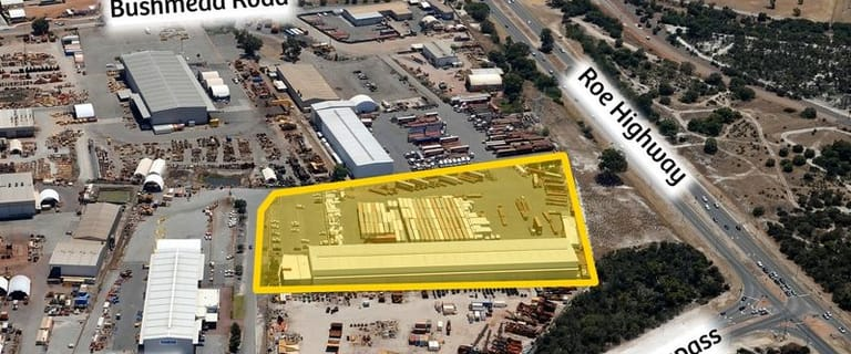 Industrial / Warehouse commercial property for lease at 160 Lakes Road Hazelmere WA 6055