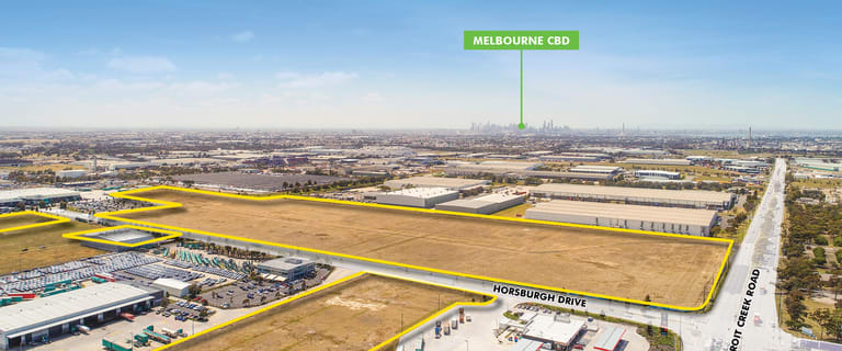 Factory, Warehouse & Industrial commercial property for lease at Portlink Logistics E Horsburgh Drive Altona North VIC 3025