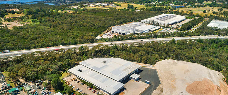 Factory, Warehouse & Industrial commercial property for sale at 44 Gindurra Road Somersby NSW 2250