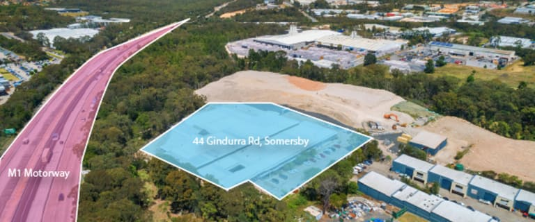 Industrial / Warehouse commercial property for lease at 44 Gindurra Road Somersby NSW 2250