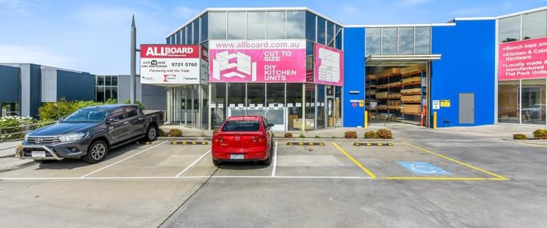 Industrial / Warehouse commercial property for lease at Unit 5/151-155 Princes Highway Hallam VIC 3803