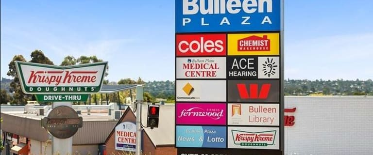 Retail commercial property for lease at Shop 32 Bulleen Plaza Shopping Centre Bulleen VIC 3105