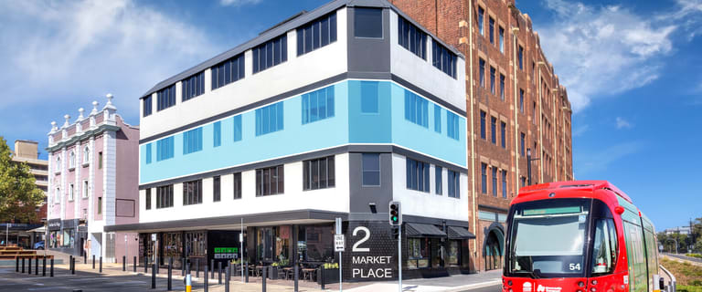 Offices commercial property for lease at Level 2, 2 Market Street Newcastle NSW 2300