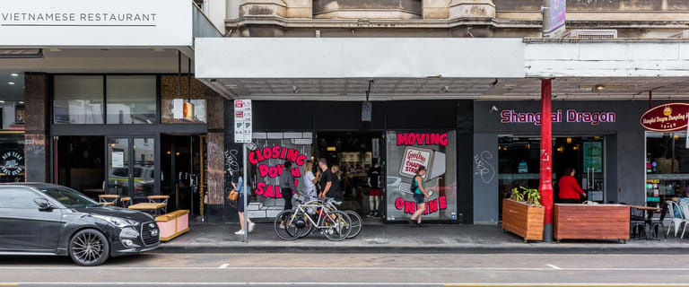 Retail commercial property for lease at 245 Chapel Street Prahran VIC 3181