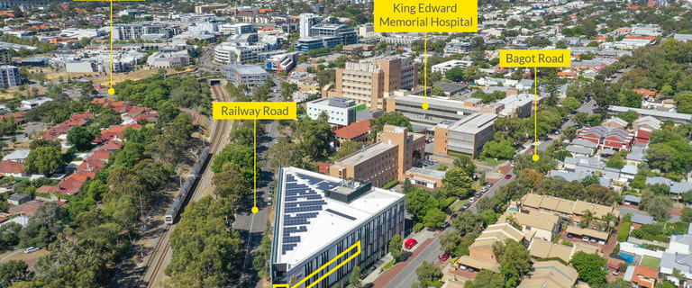 Offices commercial property for lease at Lot 15, 420 Bagot Road Subiaco WA 6008