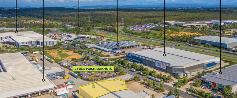 Industrial / Warehouse commercial property for lease at 71 Axis Place Larapinta QLD 4110