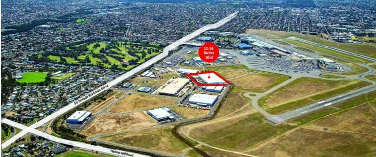 Factory, Warehouse & Industrial commercial property for lease at 12 Butler Boulevard Adelaide Airport SA 5950
