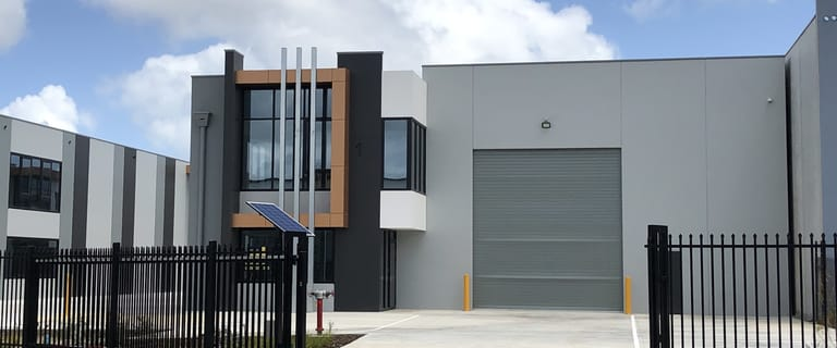 Industrial / Warehouse commercial property for lease at Unit 1/65 Naxos Way Keysborough VIC 3173