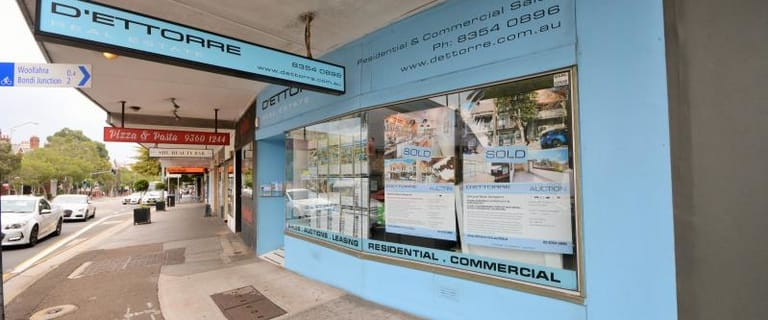 Shop & Retail commercial property for lease at Shop 7/36 Oxford St Woollahra NSW 2025
