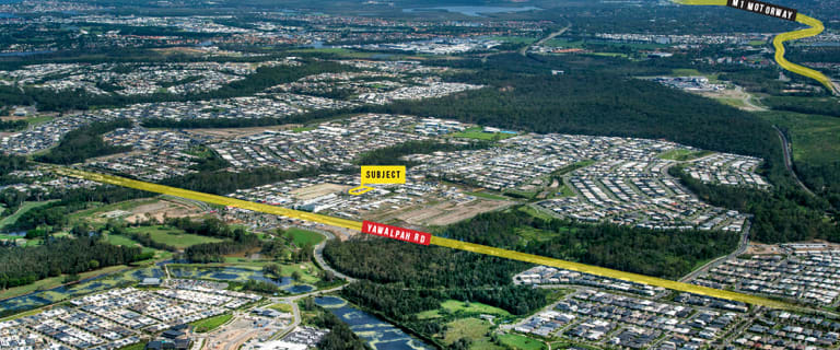 Retail commercial property for lease at 3/28 Dixon Drive Pimpama QLD 4209
