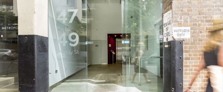 Offices commercial property for lease at 1 & 3/47-49 Murray Street Pyrmont NSW 2009